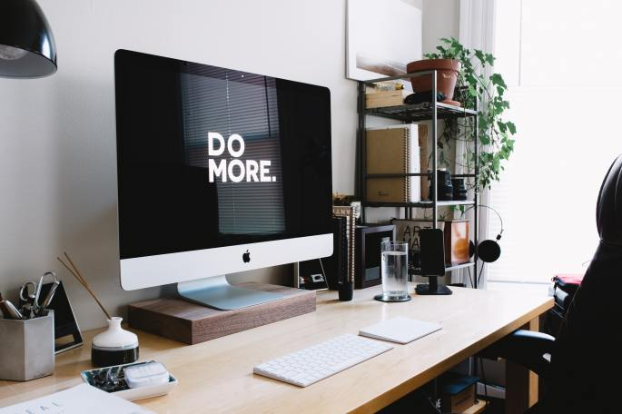 Be more productive staying home.